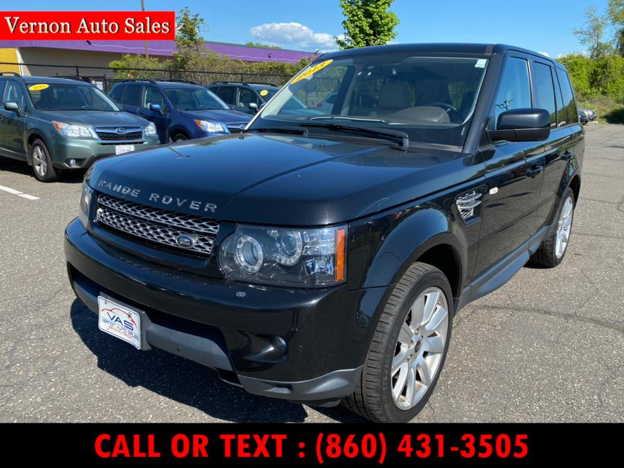 Used 2013 Land Rover Range Rover Sport in Manchester, Connecticut | Vernon Auto Sale & Service. Manchester, Connecticut
