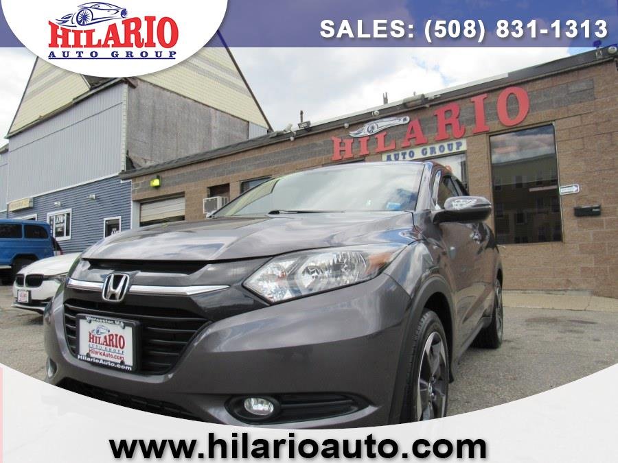 Used 2018 Honda HR-V in Worcester, Massachusetts | Hilario's Auto Sales Inc.. Worcester, Massachusetts