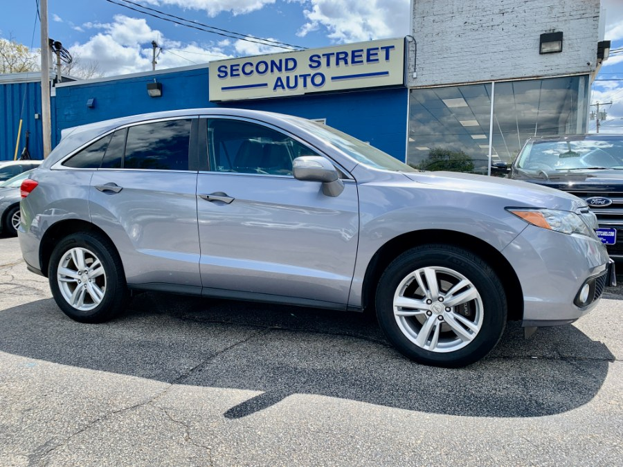 Used 2013 Acura Rdx in Manchester, New Hampshire | Second Street Auto Sales Inc. Manchester, New Hampshire