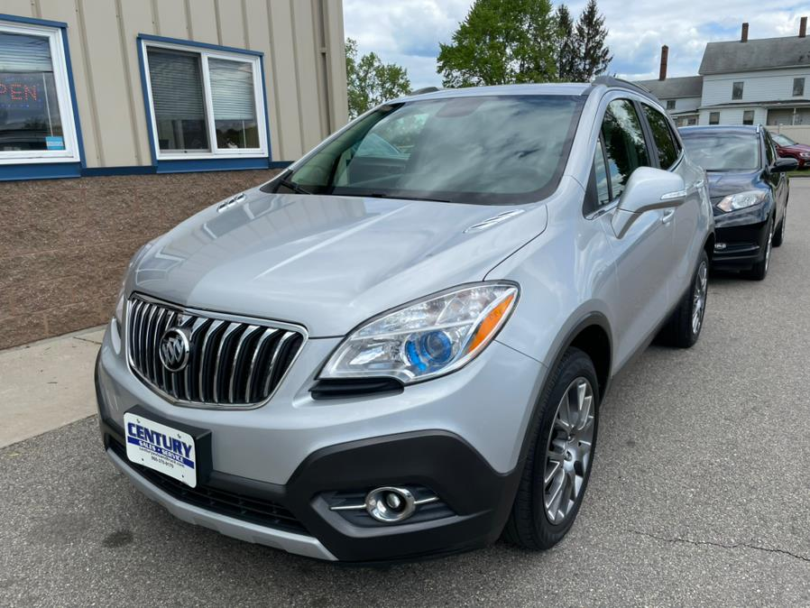 Used 2016 Buick Encore in East Windsor, Connecticut | Century Auto And Truck. East Windsor, Connecticut