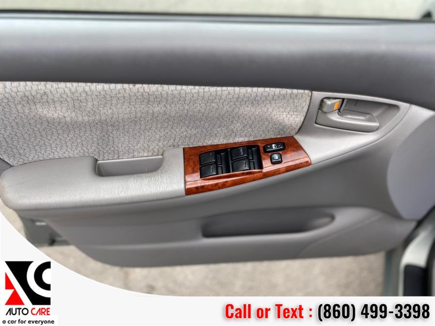 Used Toyota Corolla 4dr Sdn LE Auto (Natl) 2004   Auto Care Motors. Vernon , Connecticut