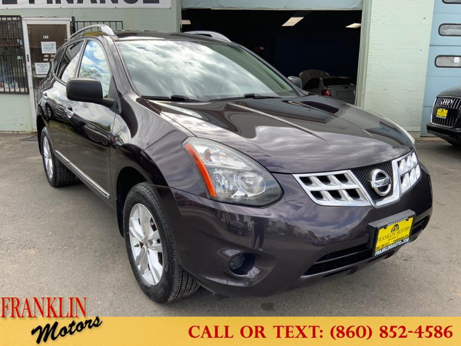 Used 2015 Nissan Rogue Select in Hartford, Connecticut | Franklin Motors Auto Sales LLC. Hartford, Connecticut
