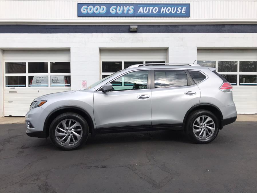 Used 2014 Nissan Rogue in Southington, Connecticut | Good Guys Auto House. Southington, Connecticut