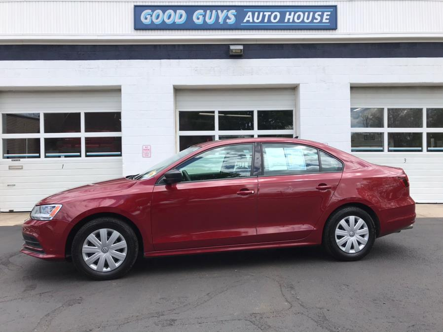 Used 2016 Volkswagen Jetta Sedan in Southington, Connecticut | Good Guys Auto House. Southington, Connecticut