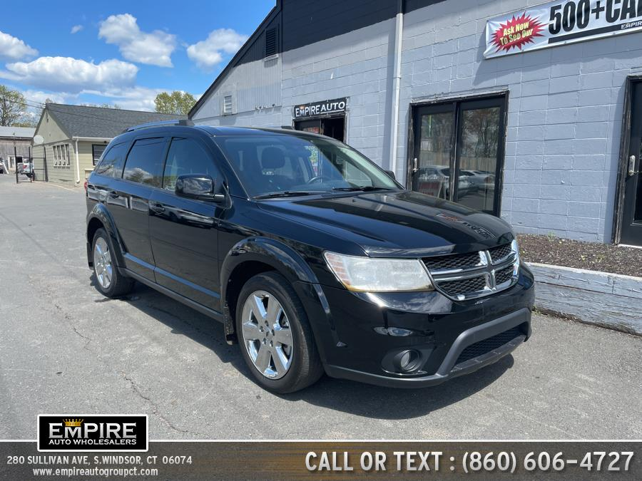 Used 2018 Dodge Journey in S.Windsor, Connecticut   Empire Auto Wholesalers. S.Windsor, Connecticut