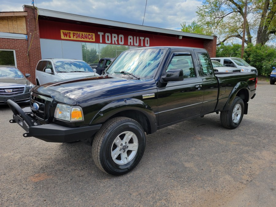 Used Ford Ranger Sport 4X4 Super Cab 4.0 V6 2006 | Toro Auto. East Windsor, Connecticut
