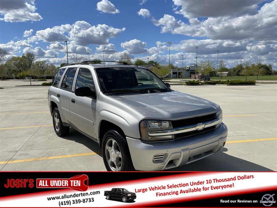 Used Chevrolet TrailBlazer 2WD 4dr LS 2007 | Josh's All Under Ten LLC. Elida, Ohio