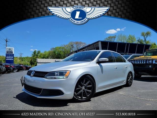 Used 2014 Volkswagen Jetta in Cincinnati, Ohio | Luxury Motor Car Company. Cincinnati, Ohio