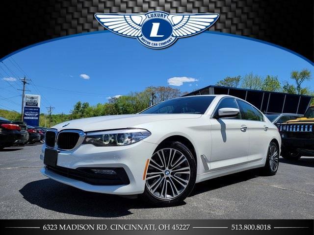 Used 2018 BMW 5 Series in Cincinnati, Ohio | Luxury Motor Car Company. Cincinnati, Ohio