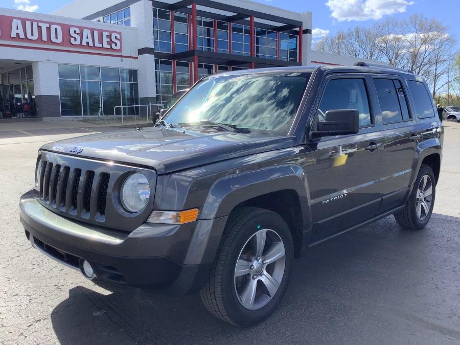 Used Jeep Patriot Latitude FWD 2017 | Marsh Auto Sales LLC. Ortonville, Michigan