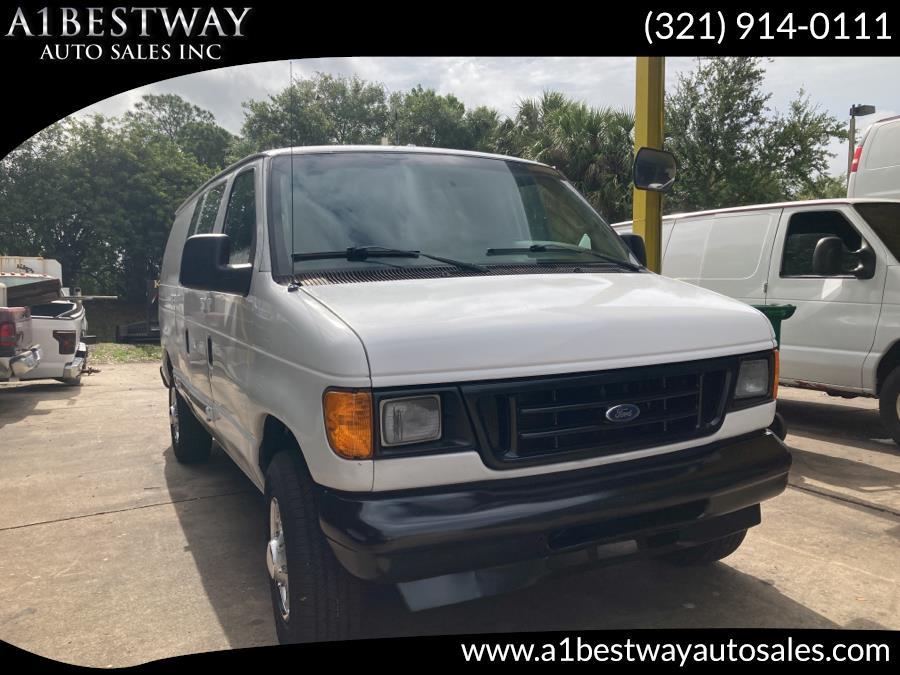 Used Ford Econoline Cargo Van E-250 2006 | A1 Bestway Auto Sales Inc.. Melbourne , Florida
