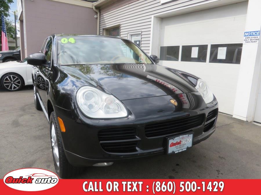 Used 2004 Porsche Cayenne in Bristol, Connecticut | Quick Auto LLC. Bristol, Connecticut