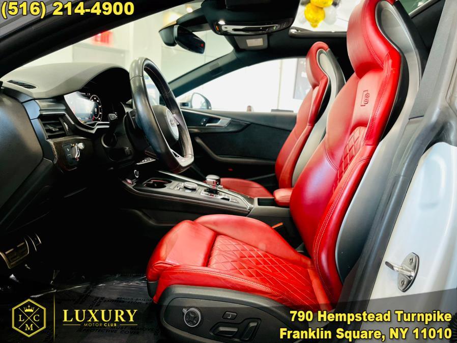 Used 2018 Audi S5 Sportback in Franklin Square, New York | Luxury Motor Club. Franklin Square, New York