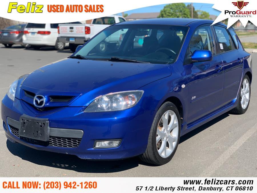 Used 2007 Mazda Mazda3 in Danbury, Connecticut | Feliz Used Auto Sales. Danbury, Connecticut