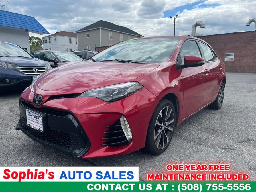 Used 2017 Toyota Corolla in Worcester, Massachusetts | Sophia's Auto Sales Inc. Worcester, Massachusetts