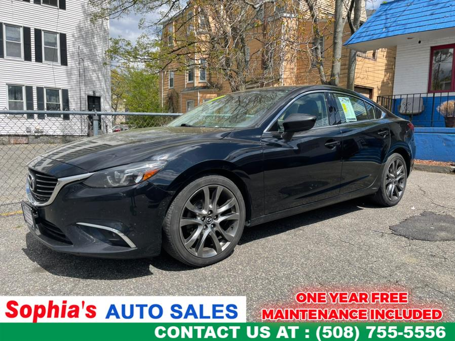 Used 2016 Mazda Mazda6 in Worcester, Massachusetts | Sophia's Auto Sales Inc. Worcester, Massachusetts