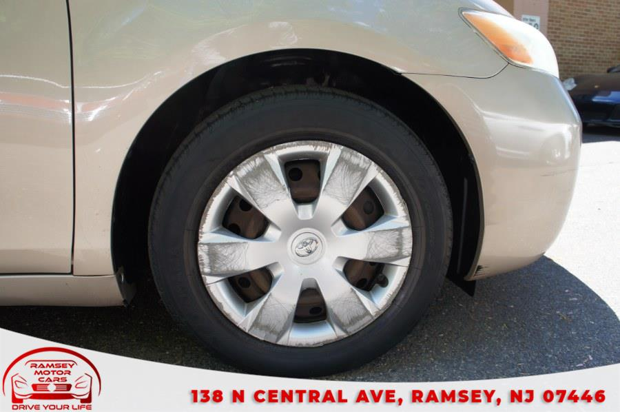 Used Toyota Camry 4dr Sdn I4 Auto LE (Natl) 2007   Ramsey Motor Cars Inc. Ramsey, New Jersey