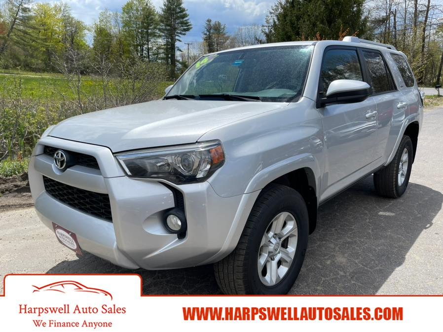 Used Toyota 4Runner 4WD 4dr V6 SR5 (Natl) 2014   Harpswell Auto Sales Inc. Harpswell, Maine