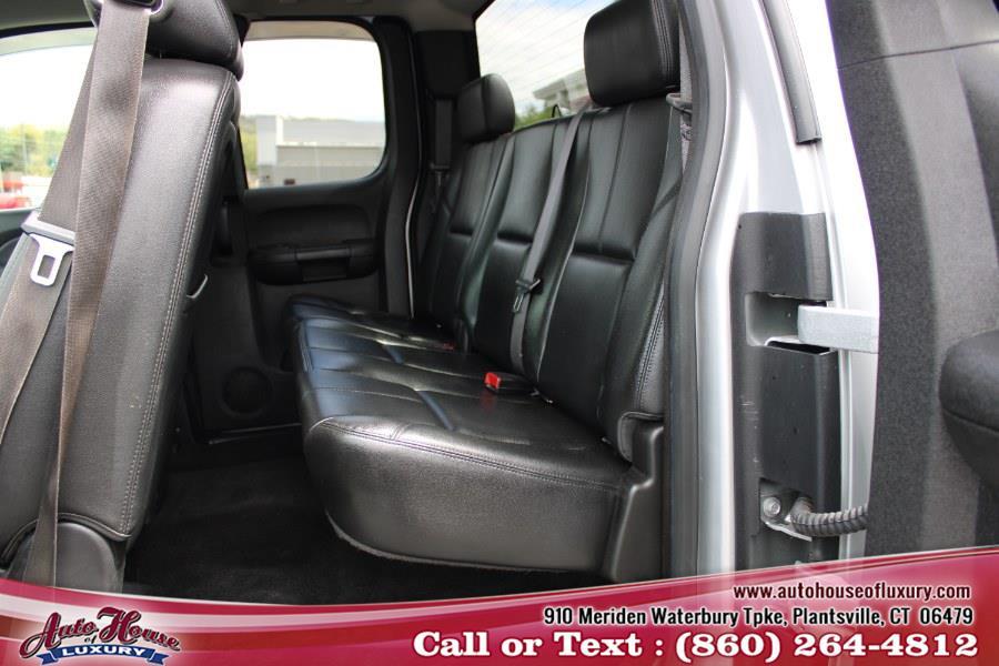 "Used GMC Sierra 2500HD 4WD Ext Cab 158.2"" SLT 2013   Auto House of Luxury. Plantsville, Connecticut"