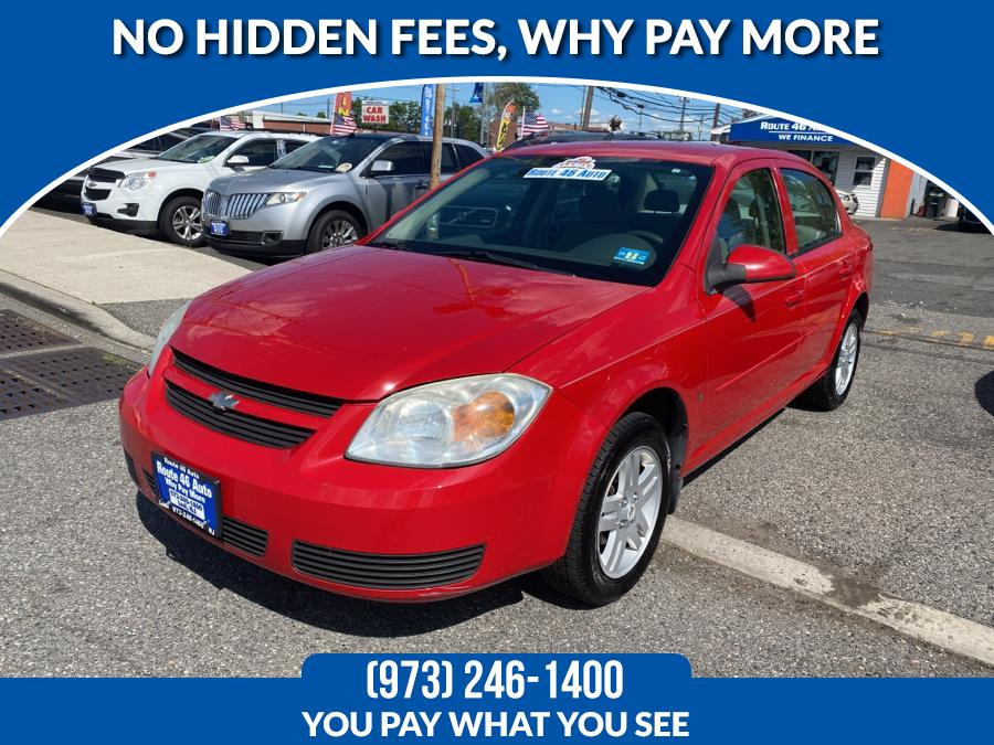 Used Chevrolet Cobalt 4dr Sdn LT 2006 | Route 46 Auto Sales Inc. Lodi, New Jersey