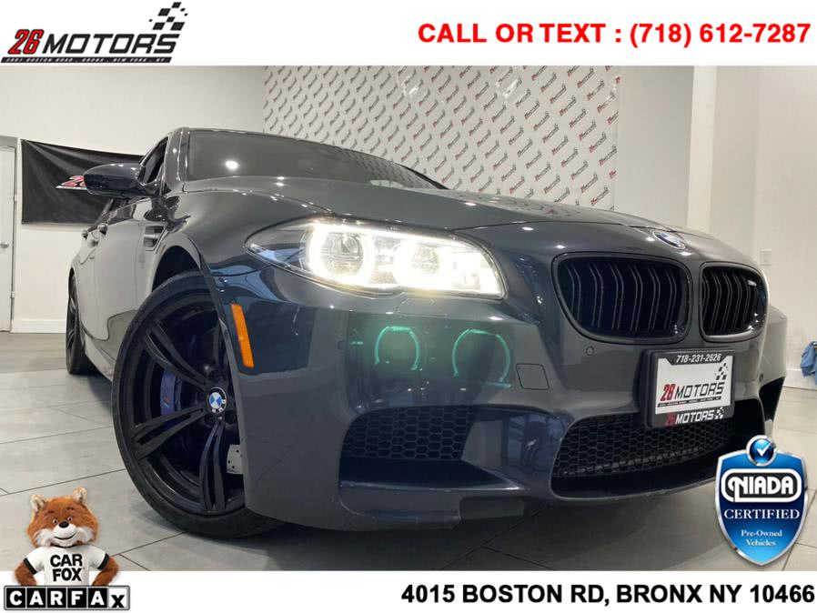 Used 2016 BMW M5 in Woodside, New York | 52Motors Corp. Woodside, New York