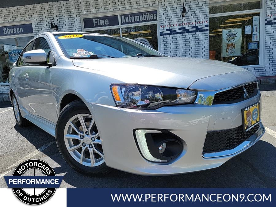Used 2016 Mitsubishi Lancer in Wappingers Falls, New York | Performance Motorcars Inc. Wappingers Falls, New York