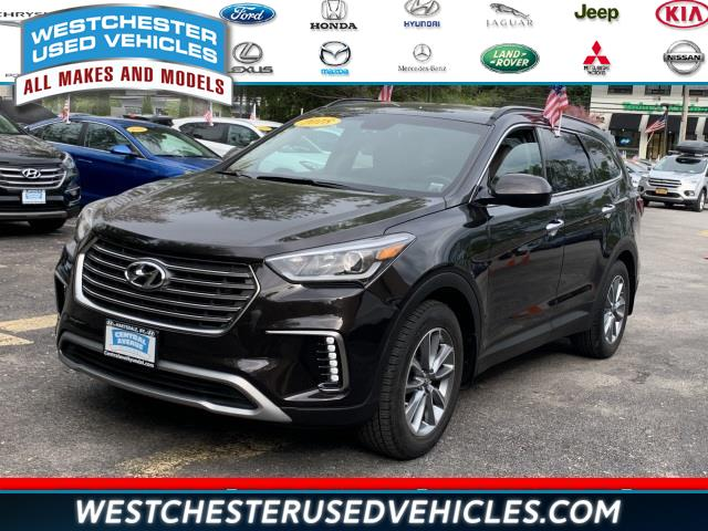 Used 2018 Hyundai Santa Fe in White Plains, New York | Westchester Used Vehicles. White Plains, New York