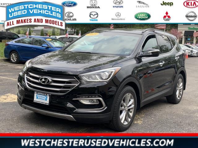Used 2018 Hyundai Santa Fe Sport in White Plains, New York | Westchester Used Vehicles. White Plains, New York