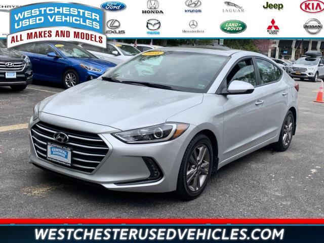 Used 2018 Hyundai Elantra in White Plains, New York | Westchester Used Vehicles. White Plains, New York