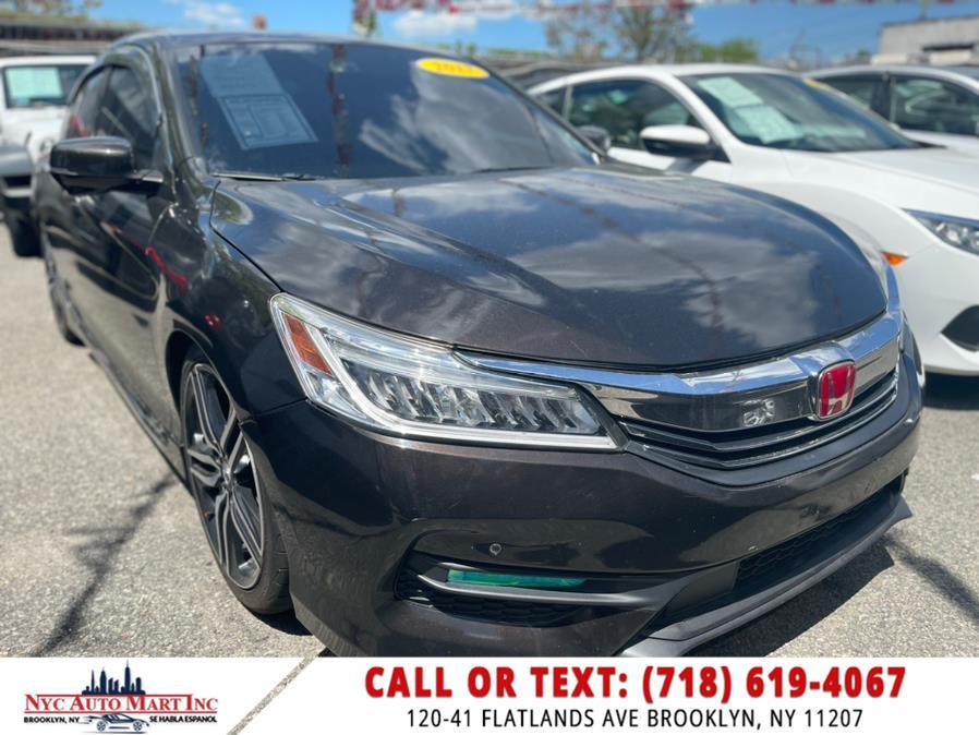 Used Honda Accord Sedan Touring Auto 2017 | NYC Automart Inc. Brooklyn, New York