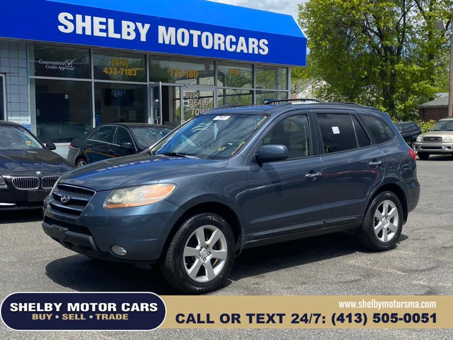Used 2008 Hyundai Santa Fe in Springfield, Massachusetts | Shelby Motor Cars . Springfield, Massachusetts