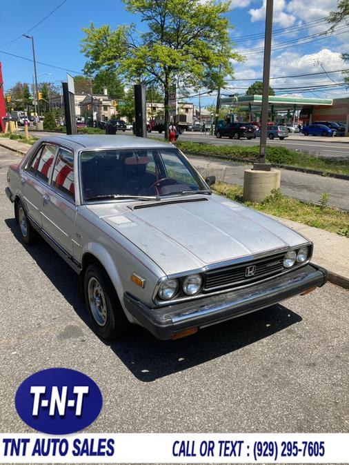 Used 1981 Honda Accord in Bronx, New York | TNT Auto Sales USA inc. Bronx, New York