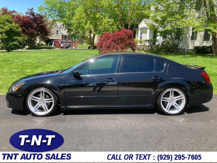 Used Nissan Maxima 4dr Sdn CVT 3.5 SE 2008 | TNT Auto Sales USA inc. Bronx, New York
