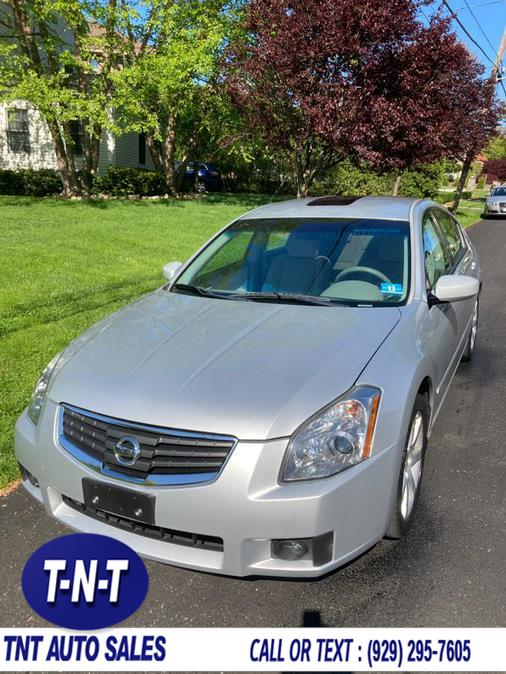 Used 2007 Nissan Maxima in Bronx, New York | TNT Auto Sales USA inc. Bronx, New York