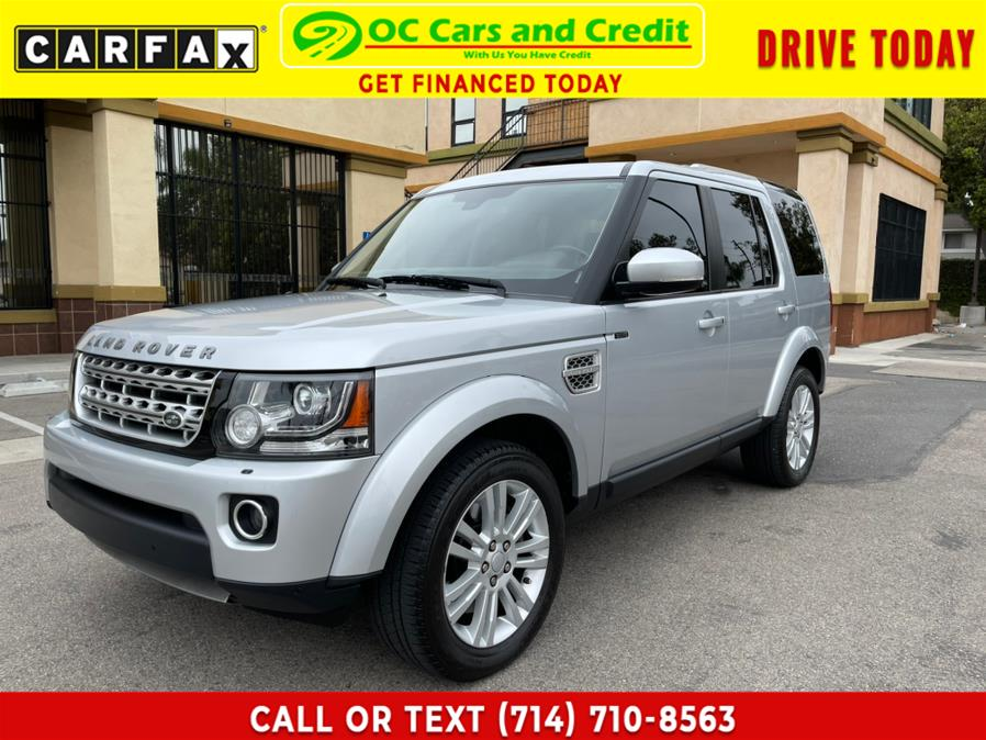 Used 2014 Land Rover LR4 in Garden Grove, California | OC Cars and Credit. Garden Grove, California