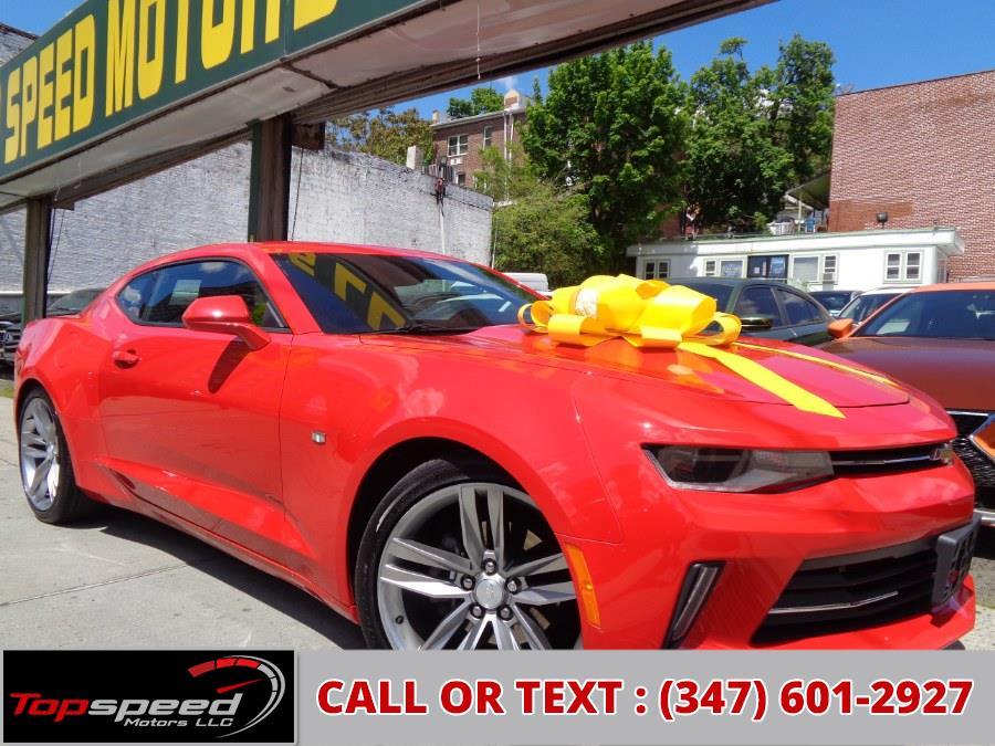 Used Chevrolet Camaro Coupe LT RS Package 2018 | Top Speed Motors LLC. Jamaica, New York