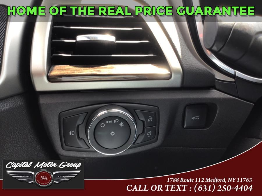 Used Ford Fusion 4dr Sdn SE FWD 2015   Capital Motor Group Inc. Medford, New York