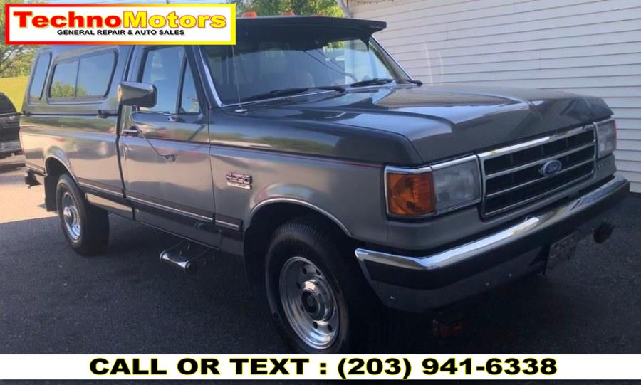 1991 Ford F-250 photo