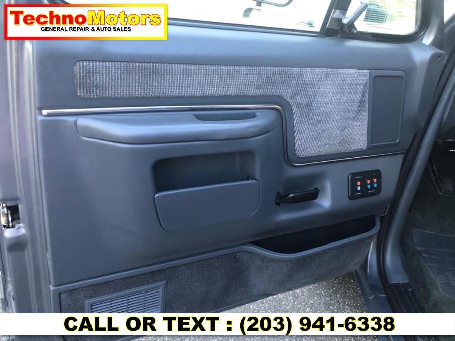 "Used Ford F-250 Styleside 133"" WB 1991 | Techno Motors . Danbury , Connecticut"