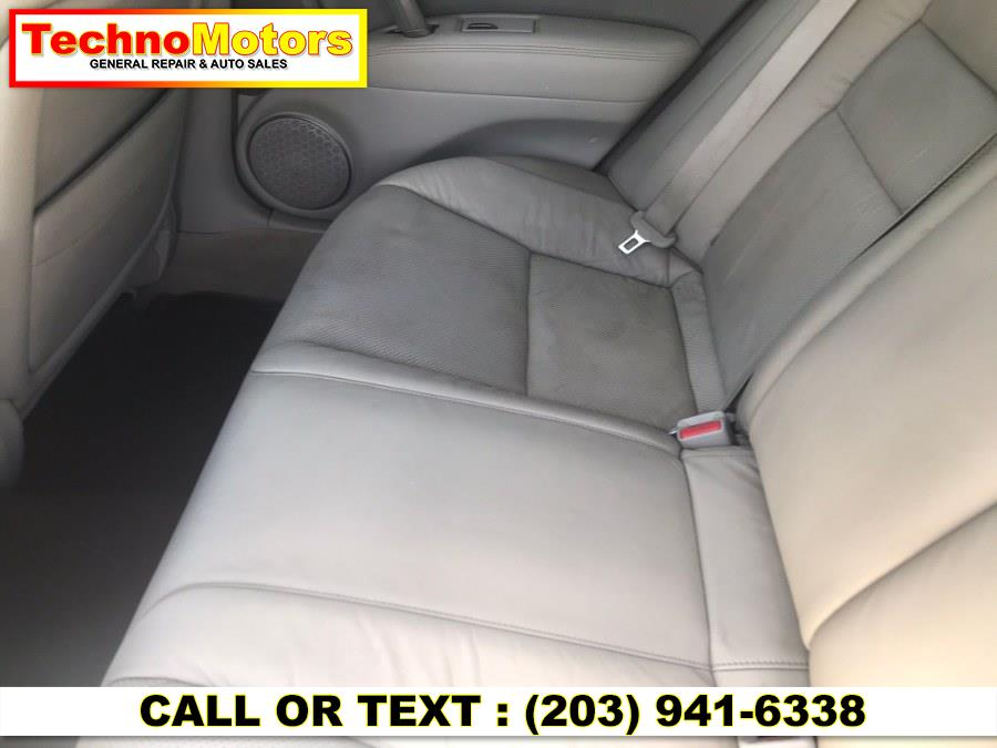 Used Acura RL 4dr Sdn AT 2006 | Techno Motors . Danbury , Connecticut
