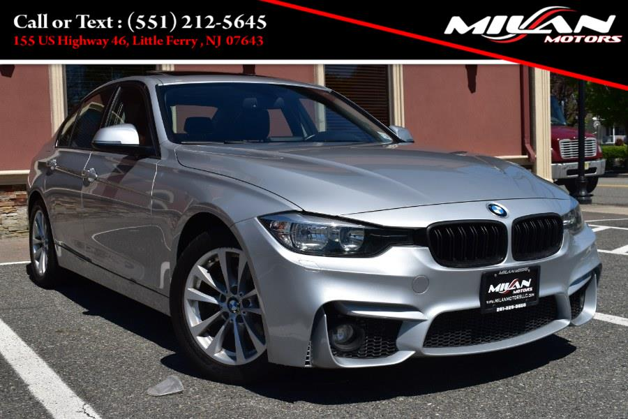Used BMW 3 Series 4dr Sdn 320i xDrive AWD 2016 | Milan Motors. Little Ferry , New Jersey