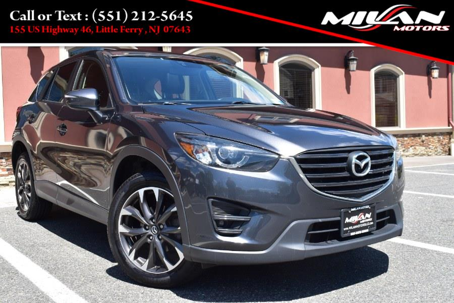 Used Mazda CX-5 AWD 4dr Auto Grand Touring 2016 | Milan Motors. Little Ferry , New Jersey