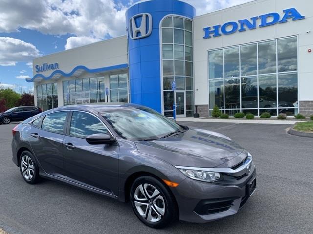 Used 2018 Honda Civic in Avon, Connecticut | Sullivan Automotive Group. Avon, Connecticut