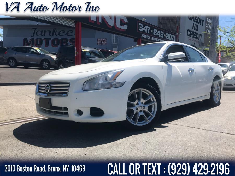 Used 2013 Nissan Maxima in Bronx, New York | VA Auto Motor Inc. Bronx, New York