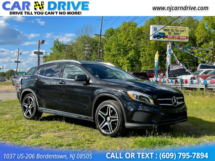 Used Mercedes-benz Gla-class GLA250 4MATIC 2015 | Car N Drive. Bordentown, New Jersey