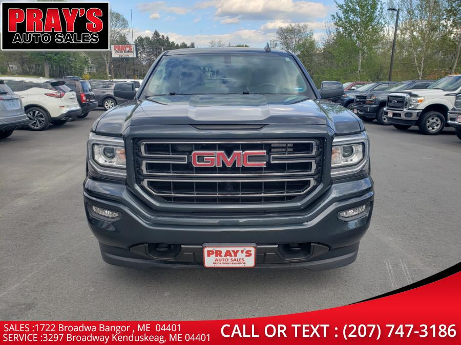 Used GMC Sierra 1500 Limited 4WD Double Cab 2019   Pray's Auto Sales . Bangor , Maine