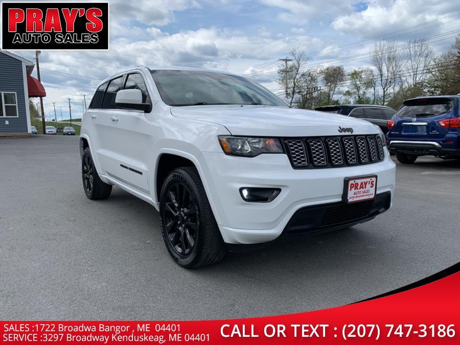 Used Jeep Grand Cherokee Laredo E 4x4 2019   Pray's Auto Sales . Bangor , Maine
