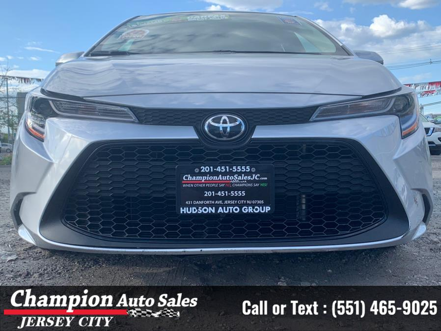 Used 2020 Toyota Corolla in Jersey City, New Jersey | Champion Auto Sales. Jersey City, New Jersey