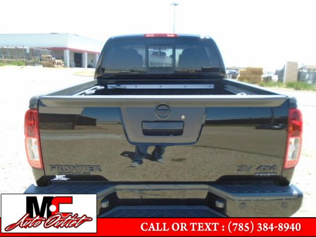 Used Nissan Frontier Crew Cab 4x4 SV Auto 2019 | M C Auto Outlet Inc. Colby, Kansas