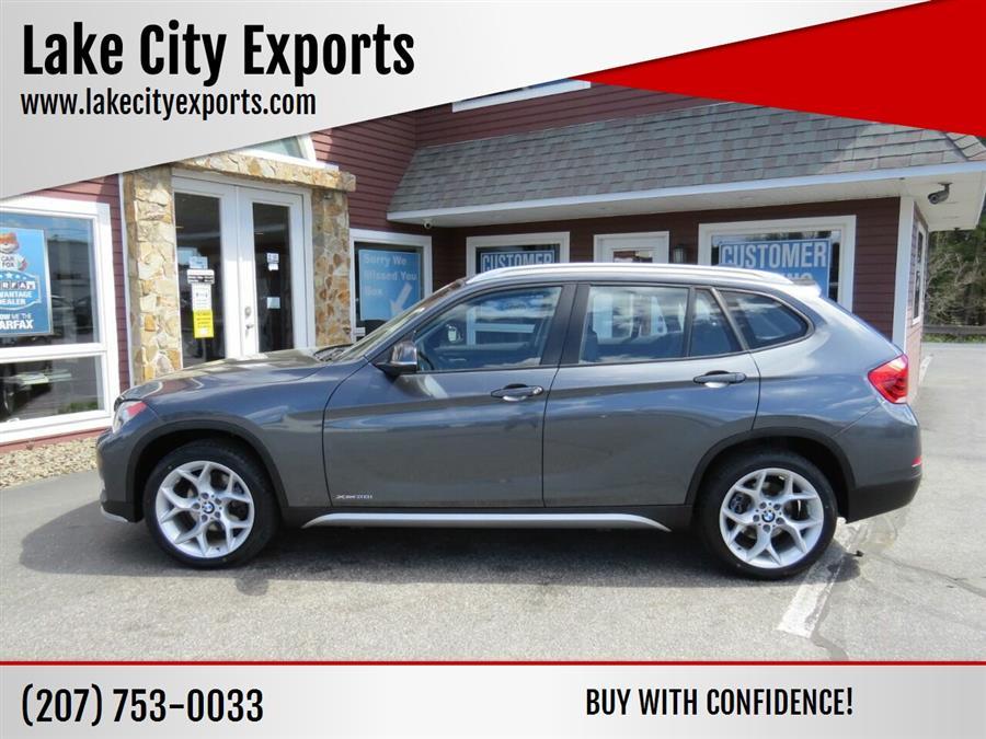 Used BMW X1 xDrive28i AWD 4dr SUV 2015 | Lake City Exports Inc. Auburn, Maine
